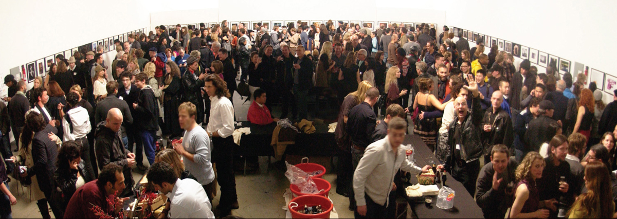 Annual APA SF Something Personal Exhibition & Holiday Party, at Leftspace, Studio Black