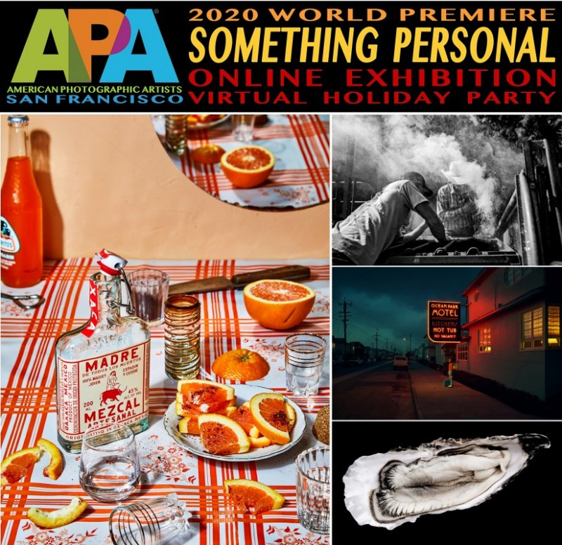 Something personal winning images with banner and APA Logo