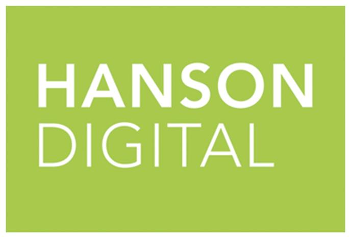 Hanson Digital: 15% discount for APA SF Members